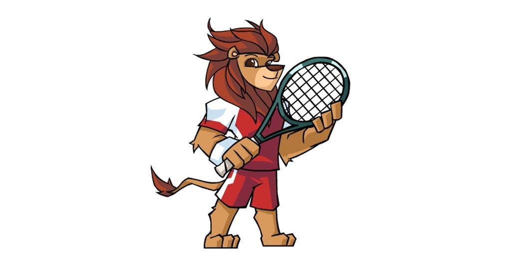 SG Slammers Mascot Design